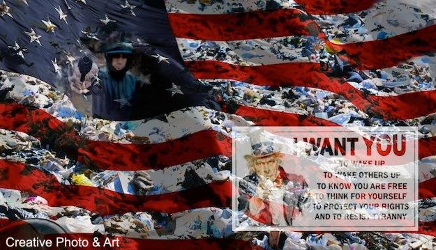 America The Fallen tobr