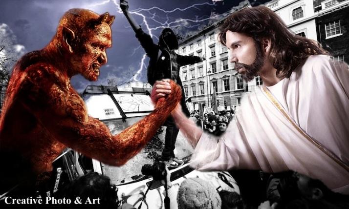 Jesus-verses-Satan-1 John 4 4